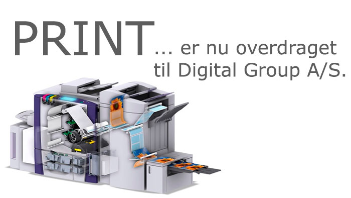 Print er overdraget til Digital Group A/S