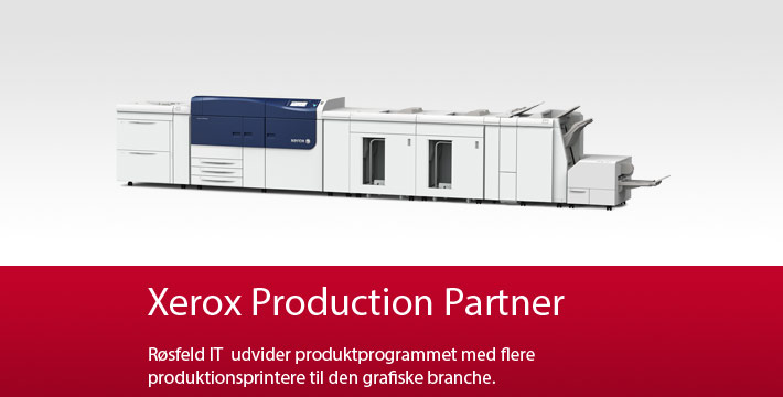 Røsfeld IT - Xerox Production Partner