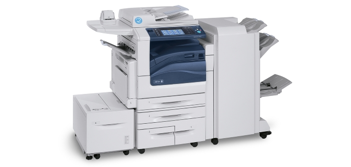 vi har opgraderet vores printere